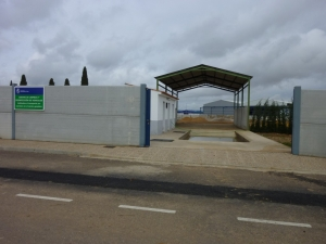 Centro de Desinfección de Vehículos