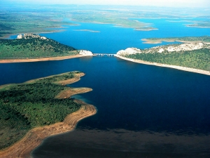 Embalse de Orellana