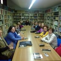 Componentes club de lectura