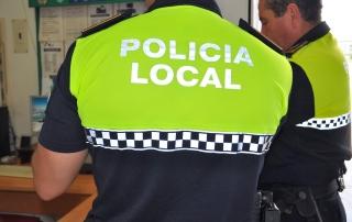 IMAGEN POLICIA LOCAL ESPALDA