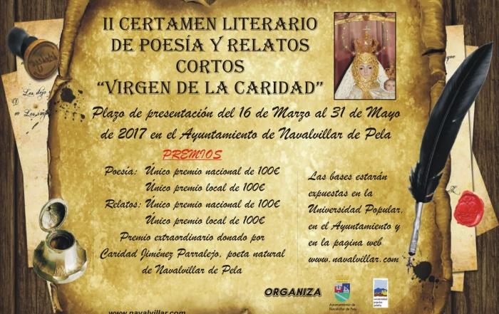 2017-03-15-II CERTAMEN LITERARIO CARTEL JPG