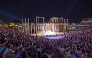 festival teatro romano merida