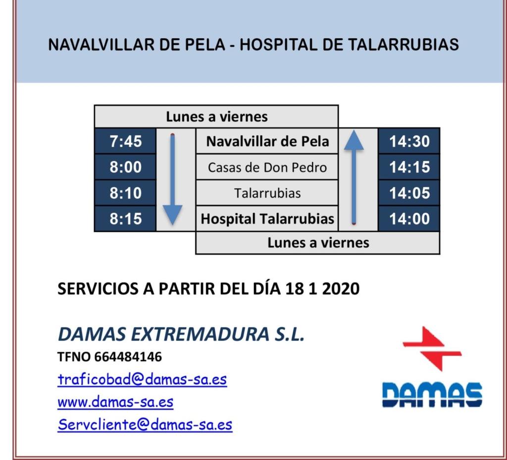 6 CONEXIONES HOSPITAL TALARRUBIAS